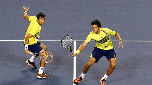 Tenis Toquio Japao Melo Dodig 03/10/2014 quartas