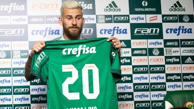 8fafaf662 Palmeiras divulga numeração para a temporada; veja os números ...