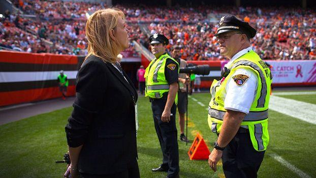 e47cb8d9dc4f7 Lanier é responsável tanto pela segurança nos jogos quanto pelas  investigações dentro da NFL