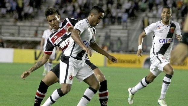 Jorge Henrique lamentou o empate em casa contra o Santa Cruz