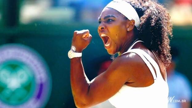 Você sabia? Serena Williams é a maior campeã de Grand Slams na Era Aberta