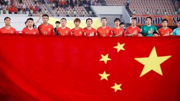 9a61a06610 Seleção sub-20 da China  plano de desenvolvimento do futebol passa por  receber a