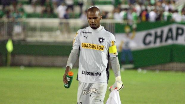 2d499a003bf3e Jefferson alega que não abandonaria Botafogo e confia em seguir na seleção  - ESPN