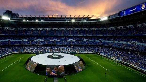 Real Madrid quer levar a atmosfera do Santiago Bernabéu para o mundo
