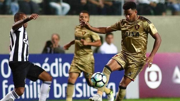 Atlético-MG depende de vaga na Libertadores pra ter volante do Sport