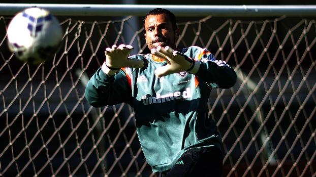 58970704af O goleiro Diego Cavalieri tem contrato com o Fluminense até dezembro deste  ano