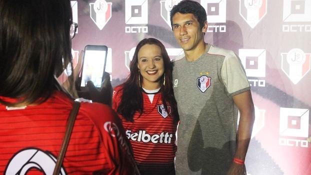 Joinville Nova Camisa Octo 2017