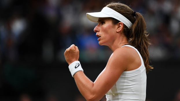 Wimbledon: Konta vence Halep e abre caminho a Pliskova no ranking WTA