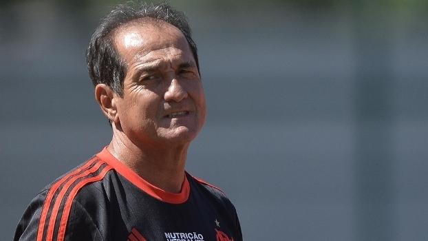 Muricy Ramalho não tem continuidade assegurada no Flamengo