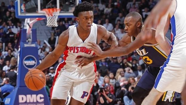 Stanley Johnson, ala do Detroit Pistons, nascido em 29/05/1996