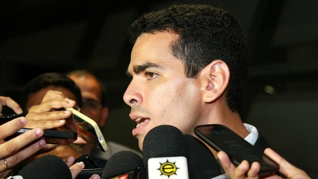 Marcelo Sant'Ana, presidente do Bahia