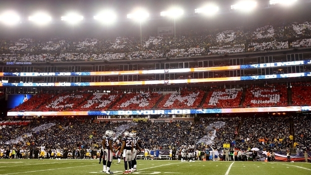 Patriots fará mais uma abertura de temporada no Gillette Stadium