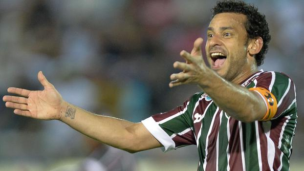 Fred está de volta ao Fluminense. Será mais marketing ou bola?