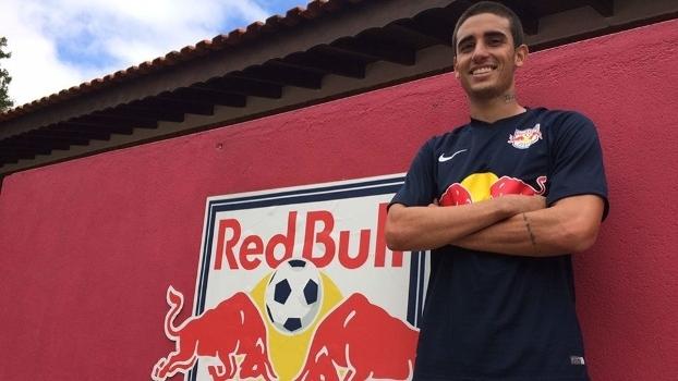 Thiago Galhardo está emprestado ao Red Bull Brasil até o fim do Paulista