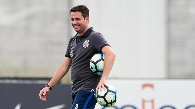Osmar Loss, novo técnico do Corinthians