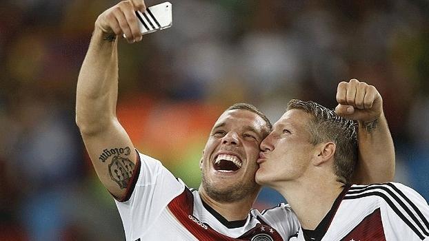 38deeab1eedad Jogadores anunciaram aposentadoria da seleção alemã ...