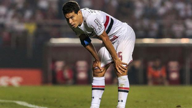 São Paulo pega o Atlético-MG nesta quarta