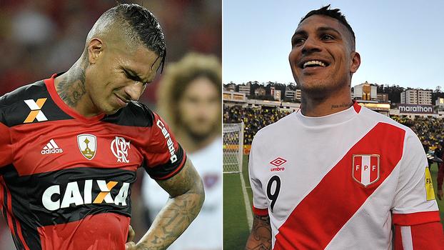 Por que maior alegria da carreira de Guerrero é também a tristeza do Flamengo