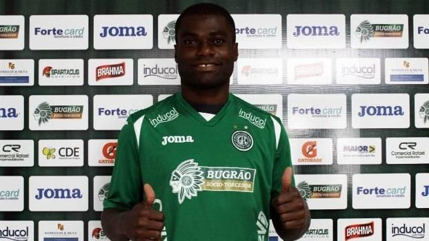 Serginho é o novo reforço do Botafogo