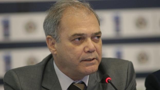 Paulo Wanderley Teixeira, o ex-presidente da CBJ e atual do COB