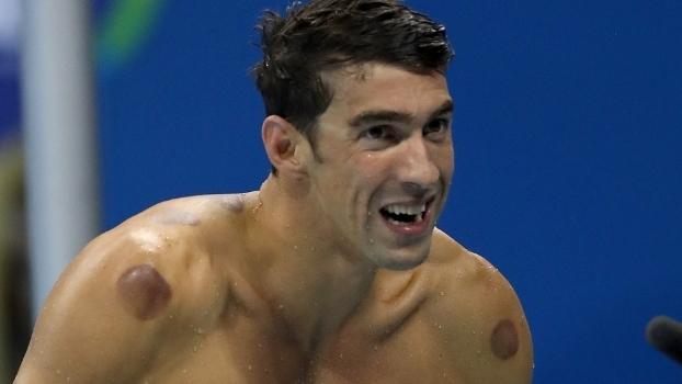 Phelps admitiu que se cansou ao nadar duas finais no mesmo dia