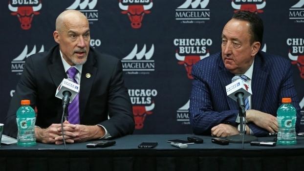Paxson e Forman, a dupla que toma as decisões em Chicago