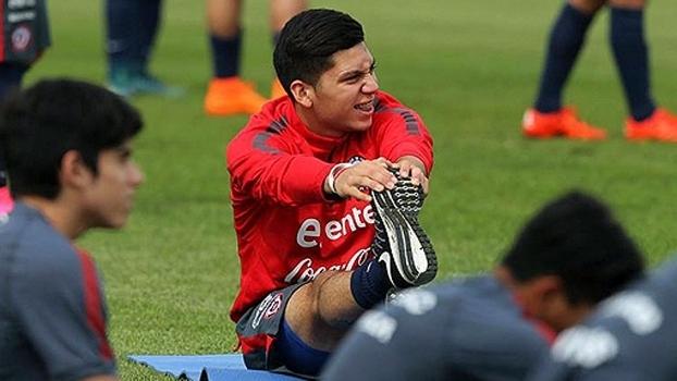 Palmeiras contrata zagueiro chileno para o time sub-20