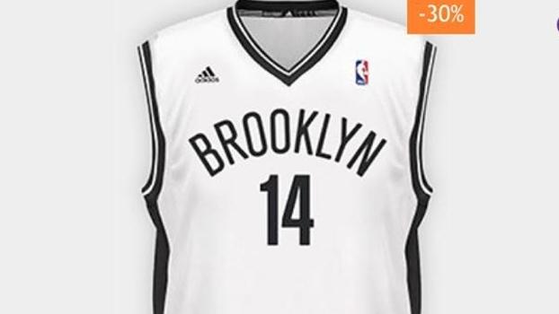Veja a camisa que o Brooklyn Nets irá vender para homenagear Oscar ... bc5ff4573dcb4