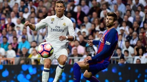 Barça e Real brigam pela taça