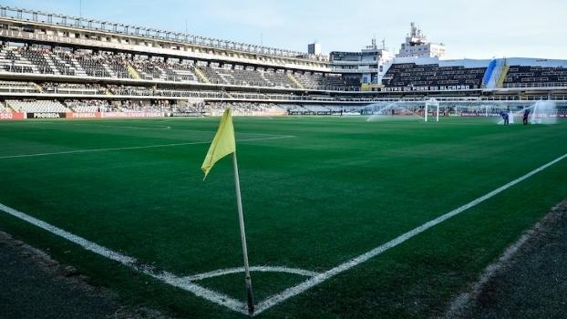 Santos começa a venda de ingressos para o clássico contra o ... 8c6557ee40d51