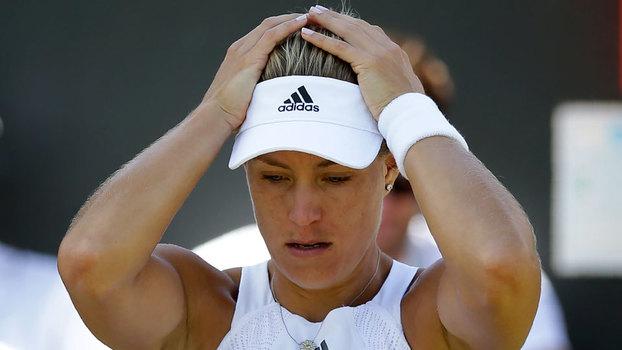 Kerber cai nos oitavos e perde liderança mundial — Wimbledon