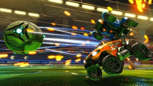 Rocket League também levantou o troféu de Melhor Jogo Independente no Game Awards 2015