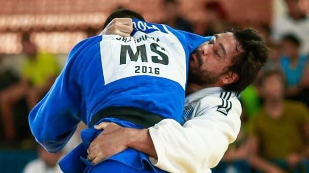 Isaque Conserva (de branco): como muitos, ele sonha em chegar a uma Olimpíada
