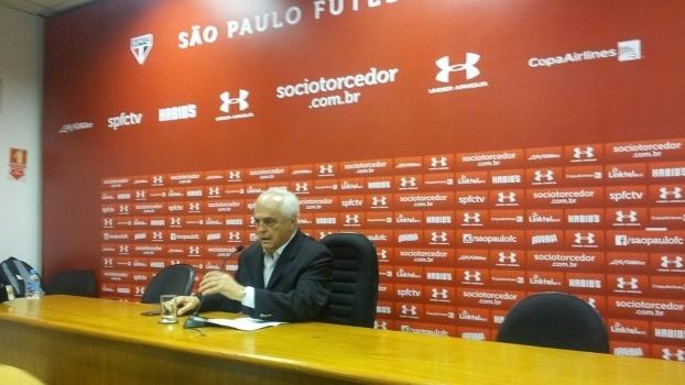 Jogadores indesejáveis no São Paulo serão usados como