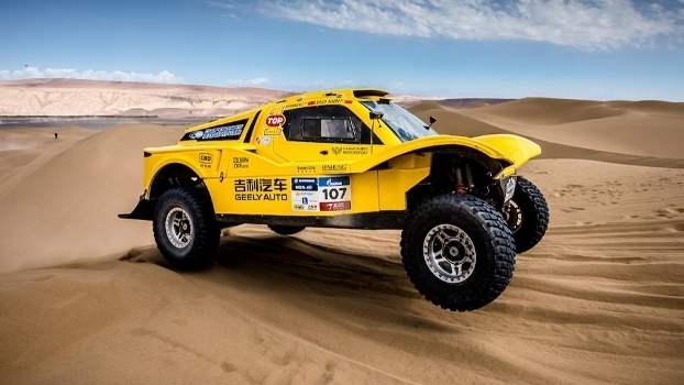 Han Wei / Liao Min (Geely SMG Buggy)