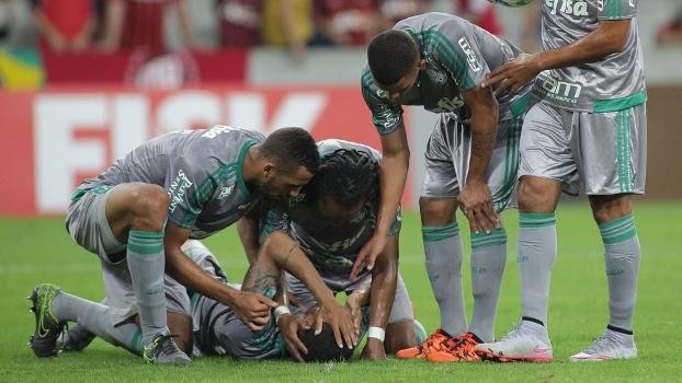 b3e7d554a4 Pancadas na cabeça em segundo lugar entre as lesões no Paulista ...