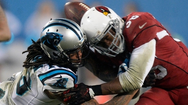 NFL está preocupada com cabeçadas de jogadores