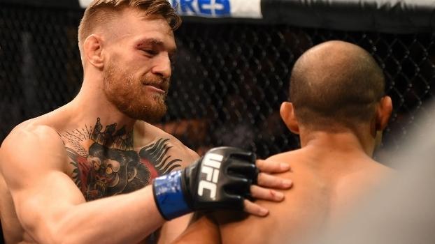 McGregor revelou ter dito a Aldo que poderia fazer a revanche