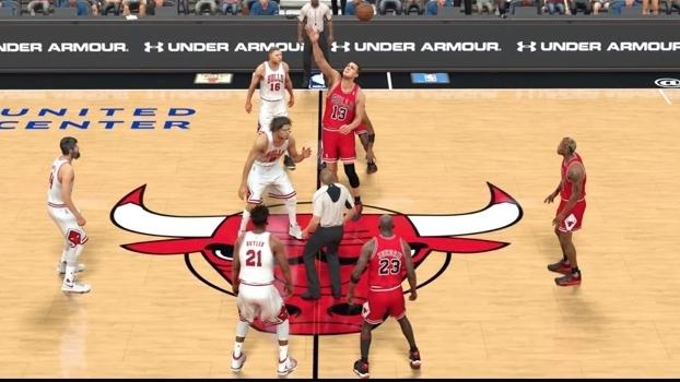 Quem leva a melhor: os Bulls de 95/96 ou 16/17?