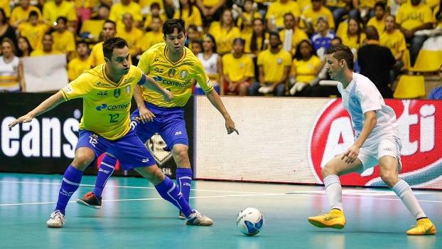 4db2baf760 Brasil passeia contra a Guatemala e chega a mais uma decisão de ...