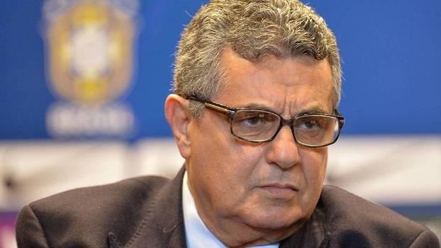 Rubens Lopes, presidente da Ferj: entidade pode ser alvo de CPI