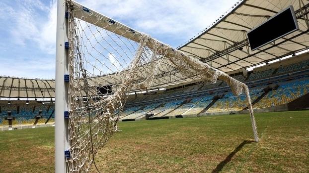 Gol do Maracanã, palco da final da Copa do Mundo de 2014  e Olimpíadas em 2016