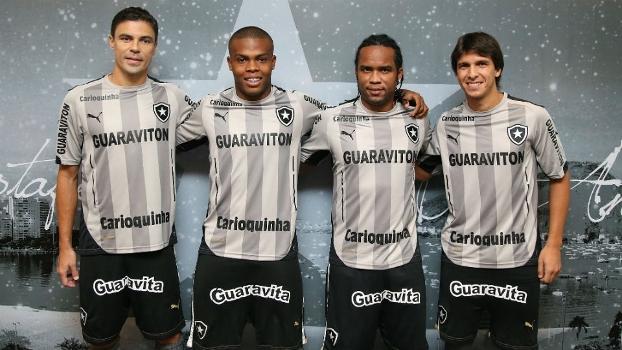 43ca29577ce82 Botafogo lança quarta camisa em General Severiano - ESPN