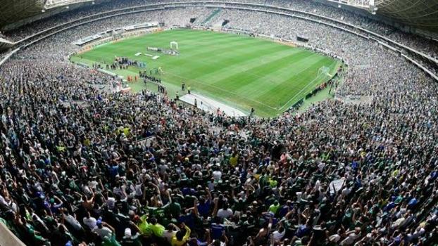 Vitória x Palmeiras  venda de ingressos nas bilheterias do Allianz Parque d7decc37c067a