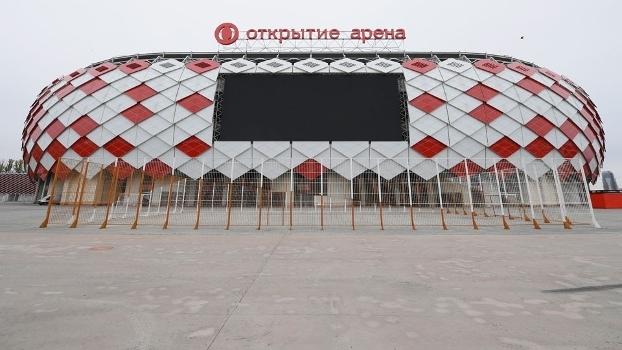 Chile estreará na Copa das Confederações no Spartak Stadium