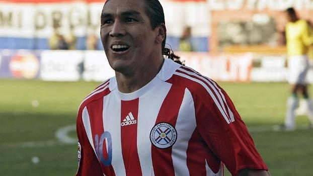 752cdba730 Atacante fez um dos gols na vitória sobre o Brasil em 2008 pelas  eliminatórias