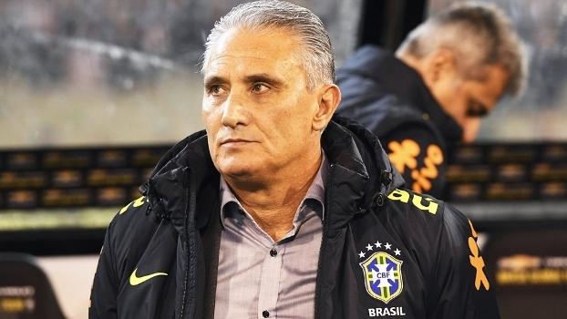 Seleção brasileira faz primeiro treino para jogo contra Equador