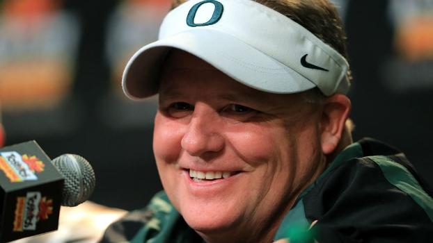 Chip Kelly deixa a Universidade de Oregon e assume o comando do Philadelphia Eagles
