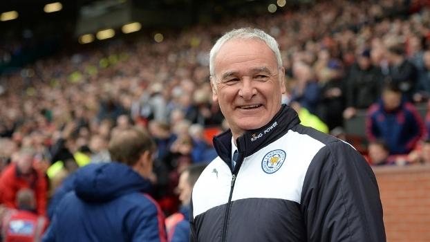 Ranieri viajará para ver a mãe no dia que pode garantir o título do Leicester