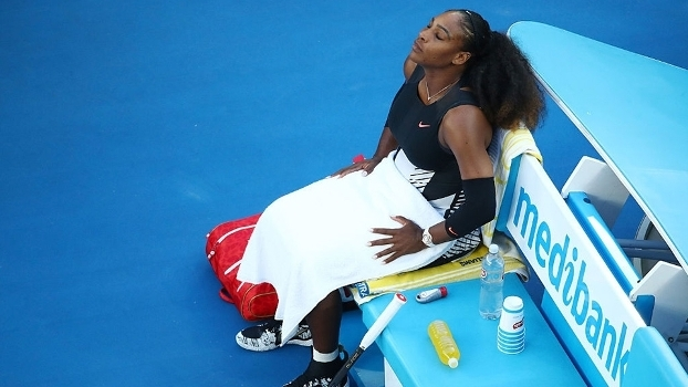 Serena Willams, tenista norte-americana